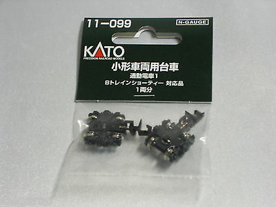 Kato n scale 11-099 Bogie set for Bandai's B Train Shorty / n gauge
