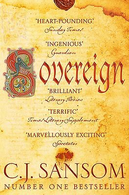 Sovereign (The Shardlake Series) - by C. J. Sansom (Paperback, 2015)