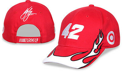 Kyle Larson Target Flame Hat Cfs New W Tags