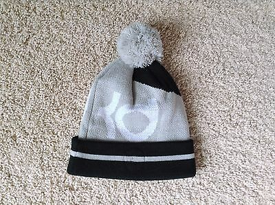 NEW Nike KEVIN DURANT KD cuff knit beanie winter hat youth 8/20