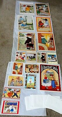 Mary Englebreit Posters and Cards Bundle New Condition