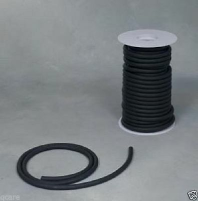 "50 feet >> 5/32"" I.D x 1/32"" wall x 7/32 O.D  << Surgical Latex Rubber Tubing BK"