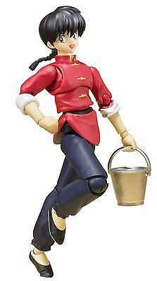 *NEW* Ranma 1/2: Ranma Saotome (Male) S.H.Figuarts Action Figure by Bandai