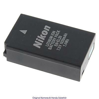 Nikon Akku EN-EL20 Li-ion Battery