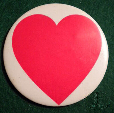 HEART 1970s Backstage Pass Pin Button