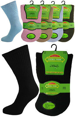 Ladies Extra Wide Non Elastic Socks Ladies Diabetic Extra Wide Non Elastic Socks
