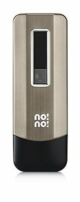 no!no! Pro Hair Removal Device for Face and Body Chrome