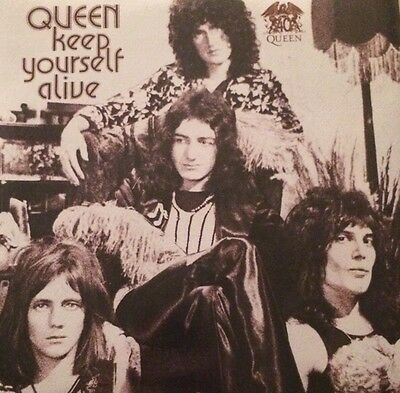 New RSD Record Store Day Queen Keep Yourself Alive 7 Inch Rare