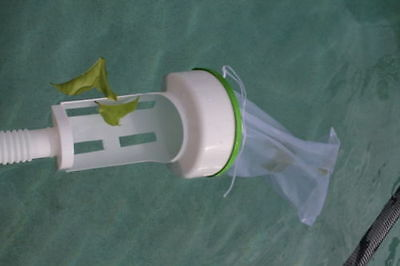 Automatic Leaf Skimmer Eater Pool Vacuum Cleaner Surface