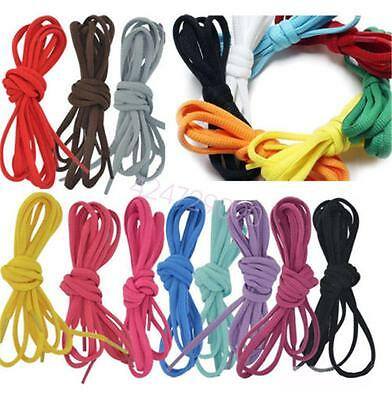 Round Oval Athletic 43.3 Inch Sneaker SHOELACES Many Colors! Shoe Lace Strings