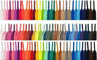 Shoe Laces Flat Coloured Trainer Boot Shoes Short Long Thin New Shoelace 59 Inch