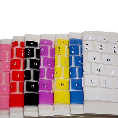 """Laptop Keyboard Protector Cover Skin for Macbook Pro MAC 13"""" 15"""" 17 Air Seraphic"""