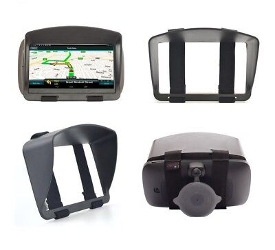 Sun Shade & Night Anti Reflection Visor For TomTom Go 6200 Go 620 Start & Via 62