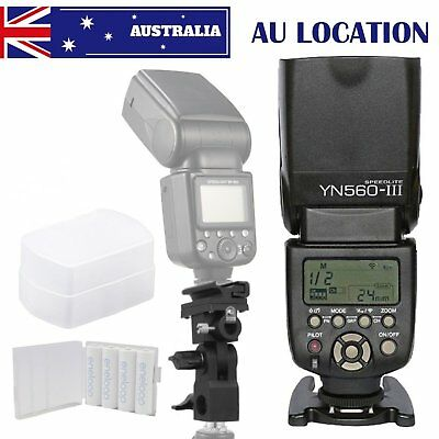 YongNuo YN-560III YN560III Wireless Speedlite Flash For Canon Nikon Camera