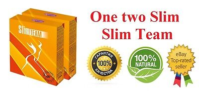 ONE TWO SLIM Slim Team weight loss supplement, only natural ingredients