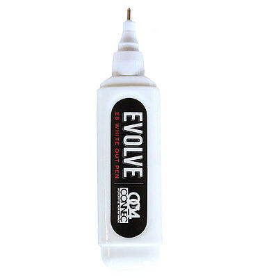 Evolve E8 Pentel Presto White Out Correction Pen