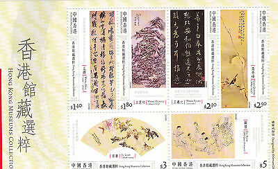 China Hong Kong 2009 Museums Collection Stamp S/S