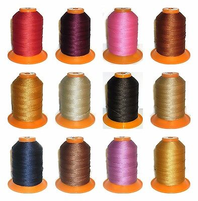 Amann Serafil Thread, 10 Wr 300M Water Repellent Thread, Assorted Cols, Art 0136