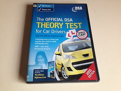 Pc Cd: The  Official  Dsa  Theory  Test  For  Car  Drivers!  & The  Highway Code
