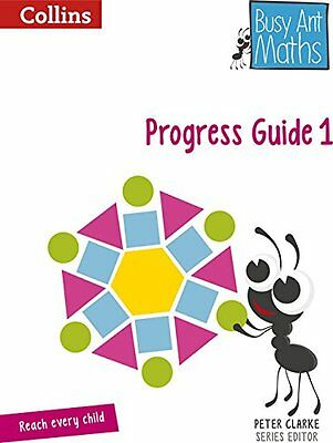 Busy Ant Maths – Progress Guide 1