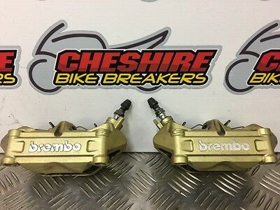 BMW S1000RR S 1000 RR 1000RR Front Brake Brembo Calipers Pair Left Right