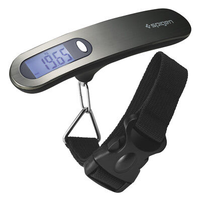 Spigen® [E500] Luggage ScaleDigital Portable Weight Scale with 110 lb Capacity