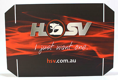 HSV Dealer Sign I just want one Holden Special Vehicles VE Commodore E Series