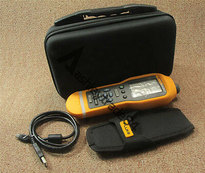 Fluke 805 Vibration Meter Tester Mechanical Troubleshooting and Maintenance New