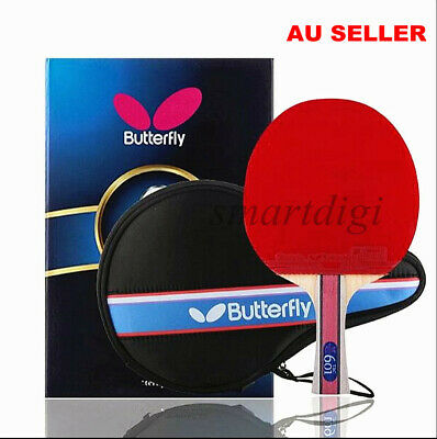 Butterfly TBC601 Table Tennis Ping Pong Racket Paddle Bat Blade Shakehand FL