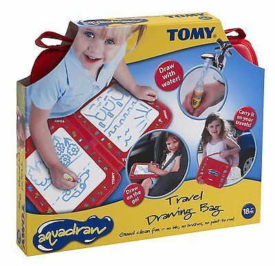 Tomy Aquadoodle AquaDraw Travel Drawing Bag FREE UK DELIVERY