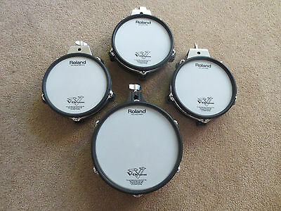Roland PD-105 PD-85 Four V Drum Pad UPGRADE PACKAGE