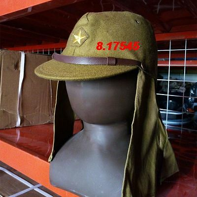 WWII Japanese Army Military Soldiers Caps Ww2 Japan Soldier Hats SIZE XL 60CM