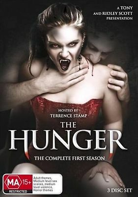 Hunger - The Complete First Season, brand new 3dvd set