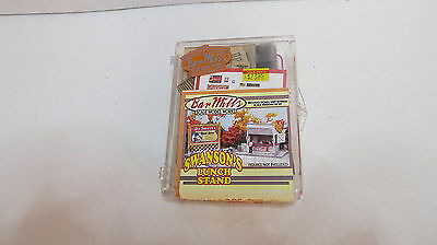 N Scale Bar Mills Swanson's Lunch Stand #0951 (R4)