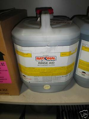 Rational Rinse Aid 10 Litre for  Cafe n Restaurant