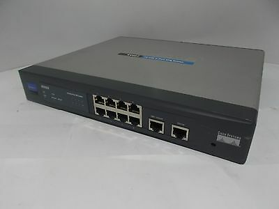 Linksys RV082 - Dual WAN 8 Port VPN Enterprise Router