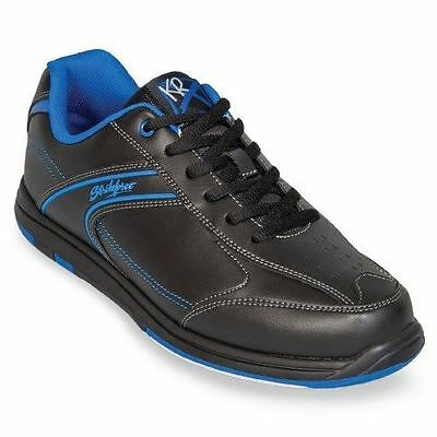 Strikeforce Flyer Youth Bowling Shoes Black Blue