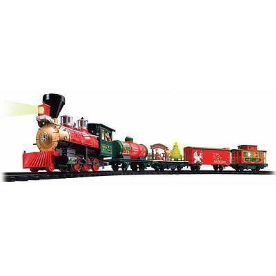EZTEC 37297-North Pole Express Holiday Train-NEW in Sealed Box