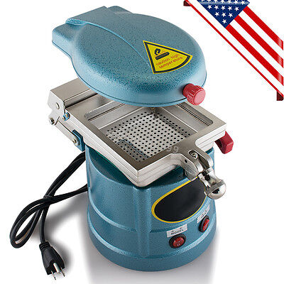 US Dental Vacuum Forming Molding Machine Former Heat Thermoforming Lab Equipment