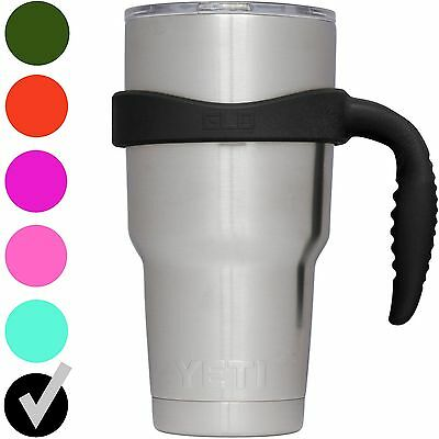 30 Oz Tumbler Handle - Grab Life Outdoors - Fits YETI Rambler, Ozark Trail &..