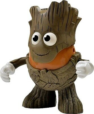 GUARDIANS OF THE GALAXY - Groot Mr Potato Head Figurine (PPW Toys) #NEW