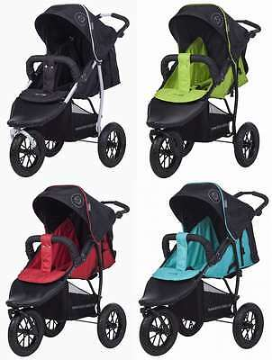 Knorr Baby Joggy S Happy Color 3-Rad Buggy Karre Sportwagen Kinderwagen 8835