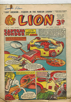 LION COMIC No. 96 from 1953