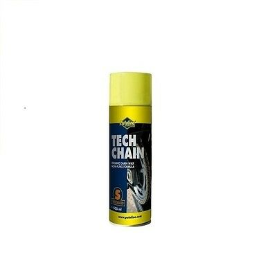 Putoline Oil Tech Chain Spray Cerámico Blanco Para Cadenas