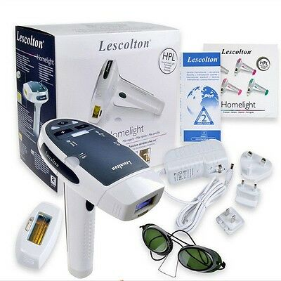 LESCOLTON Laser IPL Permanent Hair Removal For Face and Body + Warranty✓