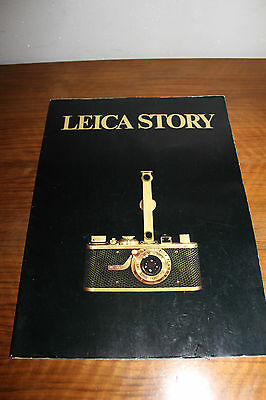 Catalogue Leica Story Appareil Photo