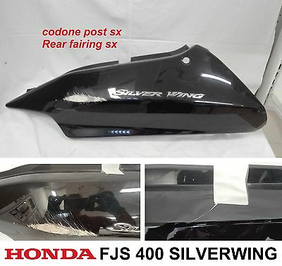 Carena fianchetto sinistro cover fairing left HONDA Silver Wing 400 83500MCT691