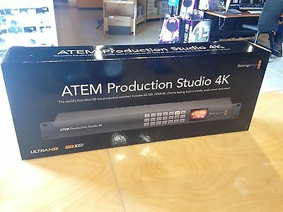Blackmagic Design ATEM Production Studio 4K - Video & Multimedia Interface