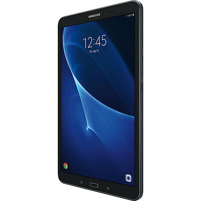 """Samsung Galaxy Tab A 10.1"""" 16GB Black Android Tablet w/ Android 6.0 Marshmallow"""
