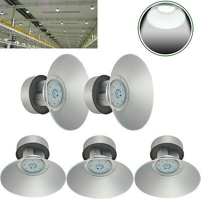 5X 150W LED High Bay Lights Warehouse Commercial Industries Lamp Ligthing Supply